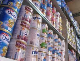 Dịch vụ công bố sữa nhập khẩu-BRAVOLAW
