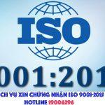 DICH VU CHUNG NHAN ISO 9001-2015