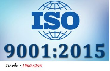 CHỨNG NHẬN ISO 9001: 2015
