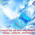 Đăng ký công bố hợp quy nước uống đóng chai