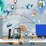 Thủ tục, mã ngành và các điều kiện thành lập công ty giao hàng nhanh