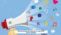 Điều kiện đăng ký kinh doanh dịch vụ mạng xã hội