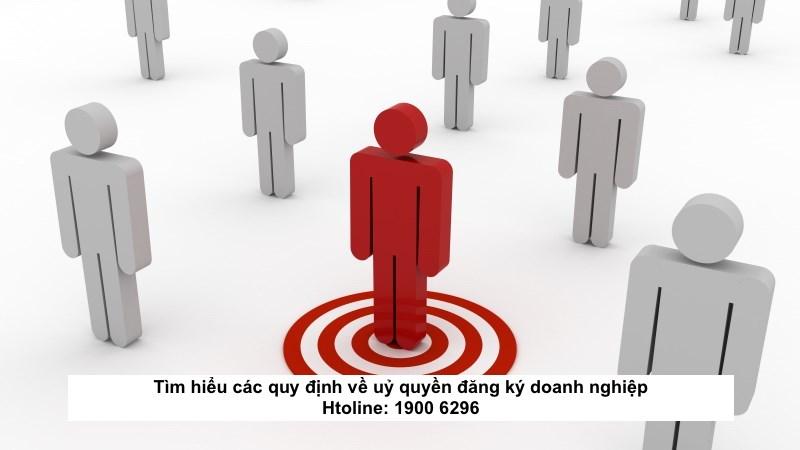 Tìm hiểu các quy định về uỷ quyền đăng ký doanh nghiệp