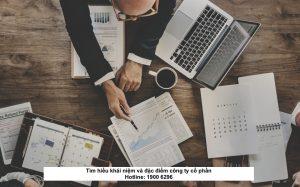 Tìm hiểu khái niệm và đặc điểm công ty cổ phần