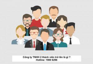 Công ty TNHH 2 thành viên trở lên là gì ?