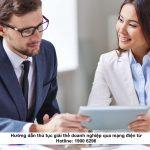 Hướng dẫn thủ tục giải thể doanh nghiệp qua mạng điện tử